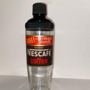 Vintage Nescafe Coffee Beverage Shaker Drink Mixer